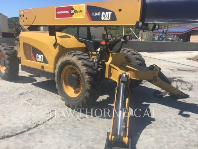 CATERPILLAR VERREIKER TL943C equipment  photo 3