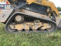 Caterpillar ÎNCĂRCĂTOARE PENTRU TEREN ACCIDENTAT 259 D equipment  photo 9