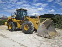 CATERPILLAR CARGADORES DE RUEDAS 972M equipment  photo 1