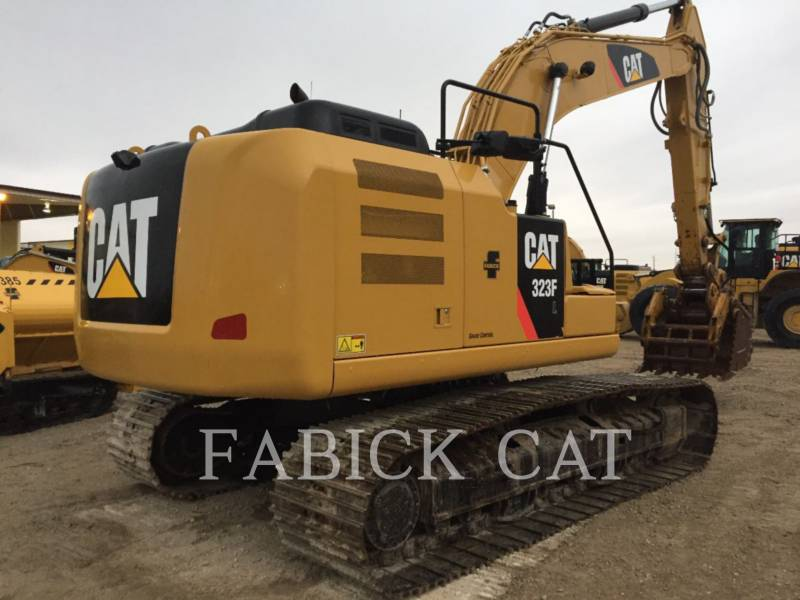 CATERPILLAR EXCAVADORAS DE CADENAS 323F HT equipment  photo 3