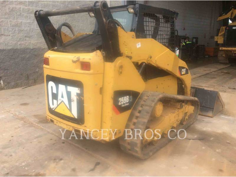 CATERPILLAR PALE CINGOLATE MULTI TERRAIN 259B3 equipment  photo 4