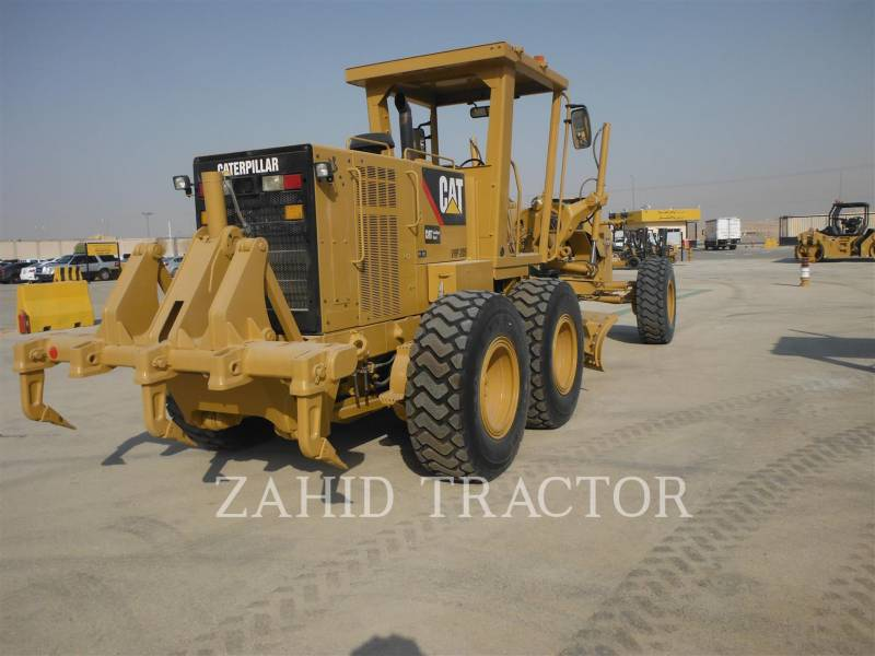 CATERPILLAR MOTORGRADER 160K equipment  photo 2