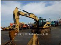 Equipment photo CATERPILLAR 320D KETTEN-HYDRAULIKBAGGER 1