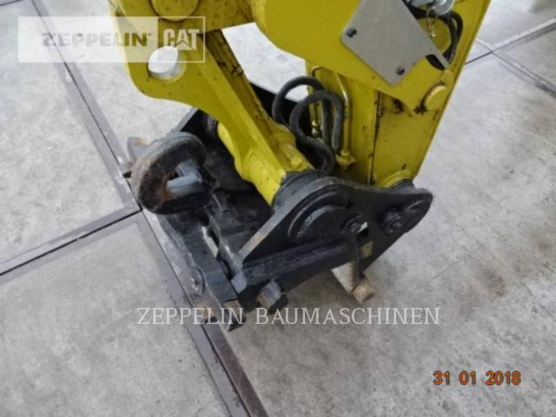 CATERPILLAR PELLES SUR PNEUS M320F equipment  photo 10