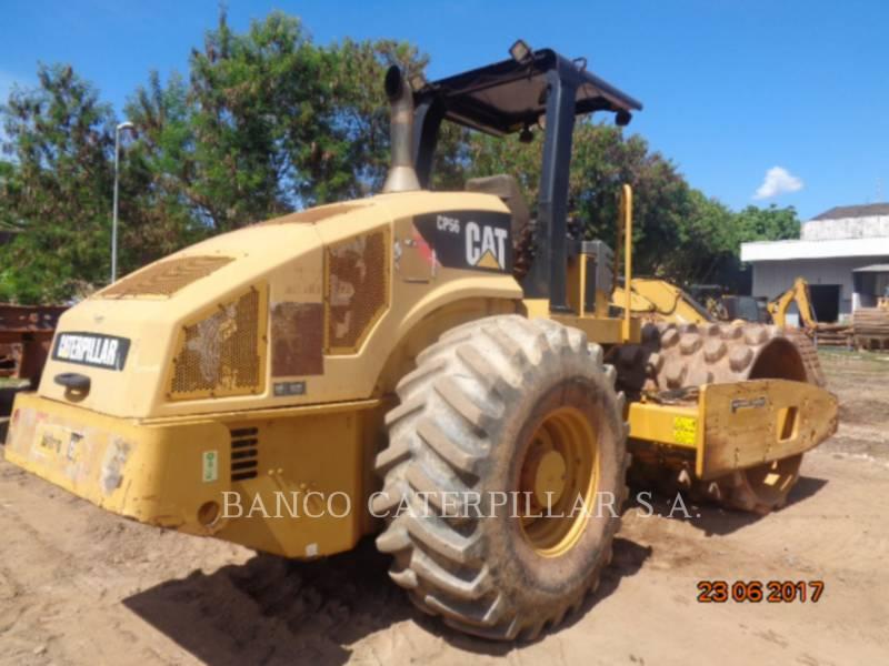 CATERPILLAR SOPORTE DE TAMBOR ÚNICO VIBRATORIO CP56 equipment  photo 4