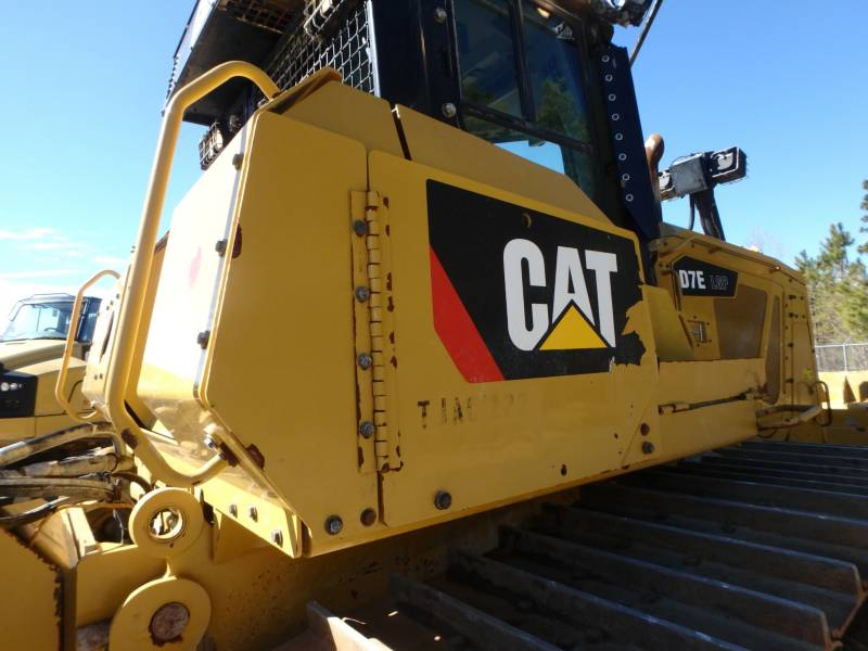CATERPILLAR TRACTORES DE CADENAS D7ELGP equipment  photo 11