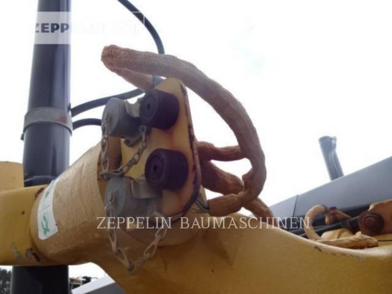 CATERPILLAR MOTONIVELADORAS 140M equipment  photo 13