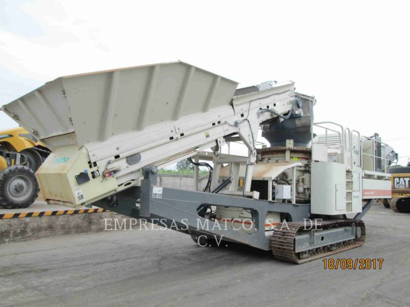 METSO TRITURADORAS LT200 equipment  photo 1