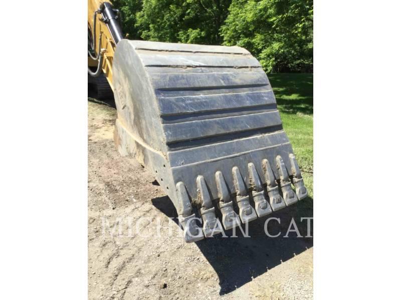 CATERPILLAR TRACK EXCAVATORS 321DLCR PQ equipment  photo 12