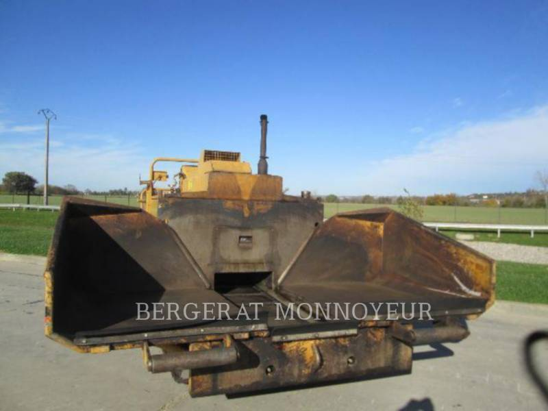 CATERPILLAR FINISSEURS BB621 equipment  photo 3