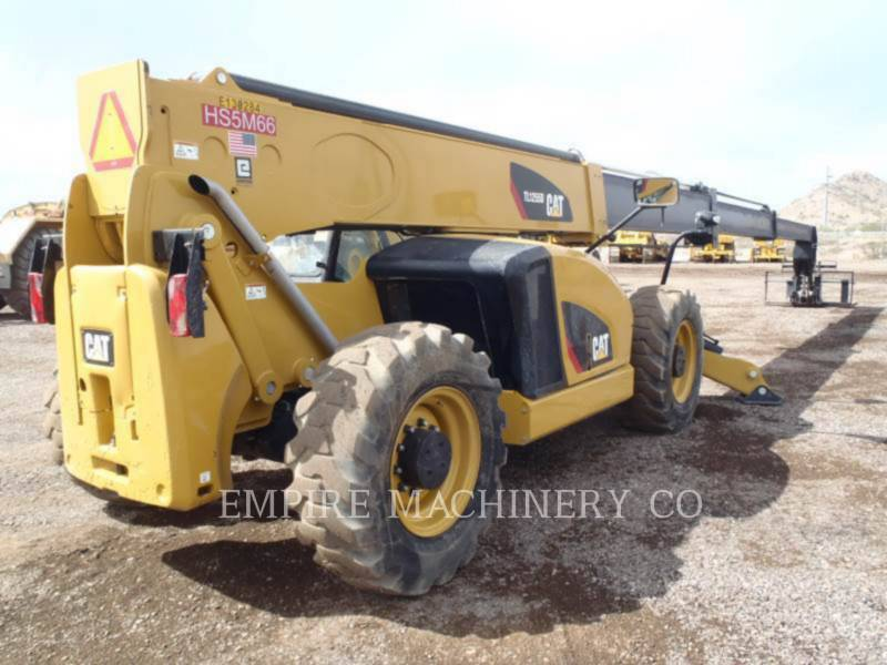 CATERPILLAR テレハンドラ TL1255D equipment  photo 2