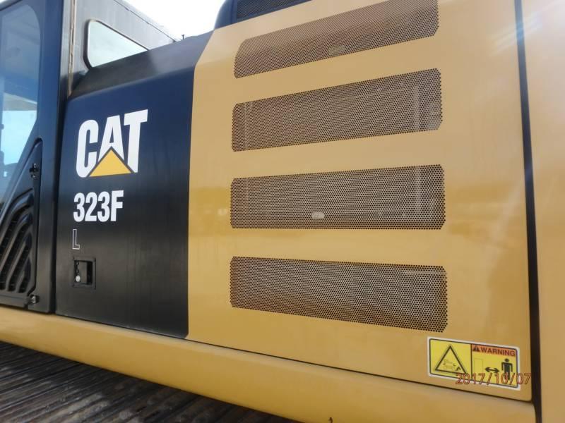 CATERPILLAR EXCAVADORAS DE CADENAS 323FL equipment  photo 23