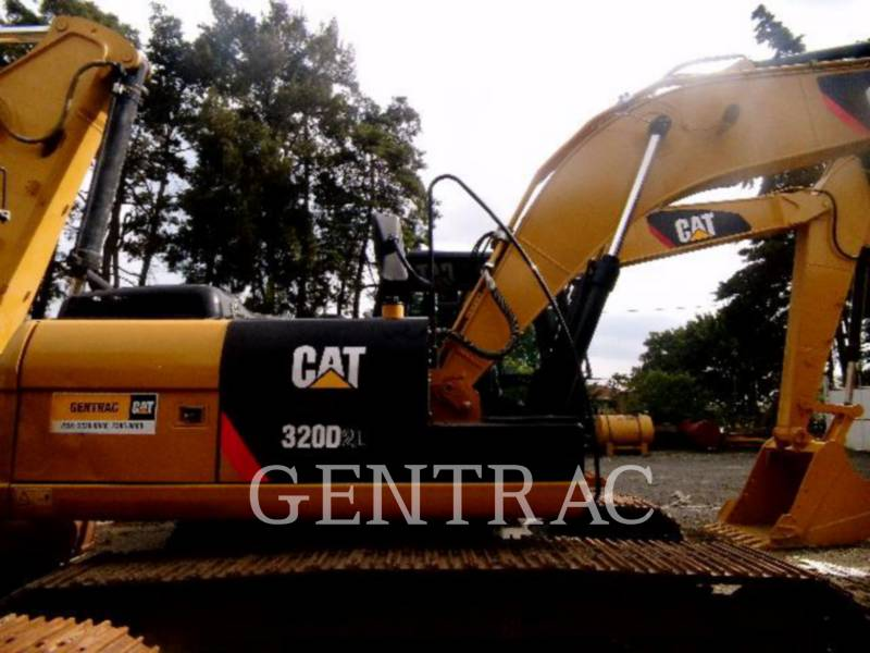 CATERPILLAR PELLES SUR CHAINES 320D2L equipment  photo 5
