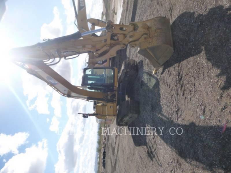 CATERPILLAR TRACK EXCAVATORS 313FL GC P equipment  photo 1