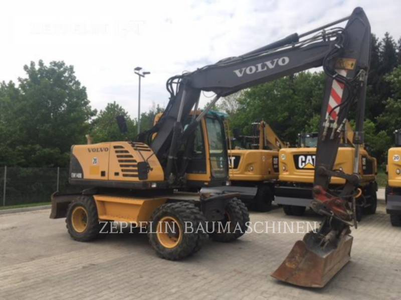 VOLVO CONSTRUCTION EQUIPMENT MOBILBAGGER EW140B equipment  photo 5
