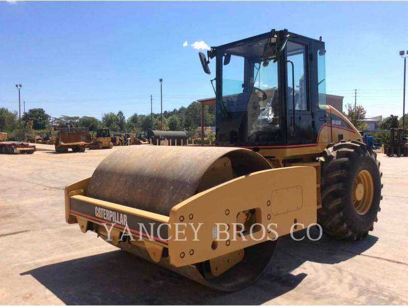 CATERPILLAR COMPACTADORES CS-533E equipment  photo 7