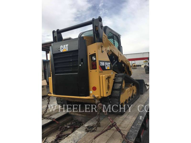 CATERPILLAR DELTALADER 259D C3-H2 equipment  photo 5