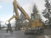Equipment photo CATERPILLAR 225B MACHINE FORESTIERE 1