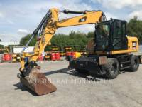 CATERPILLAR WHEEL EXCAVATORS M313D equipment  photo 4