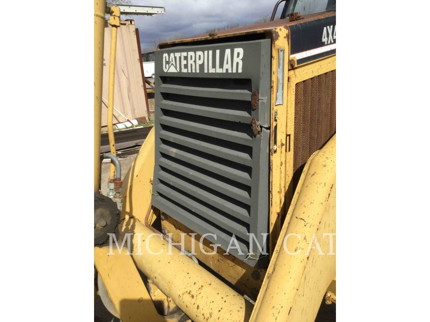 Detail photo of 1994 Caterpillar 416B from Construction Equipment Guide