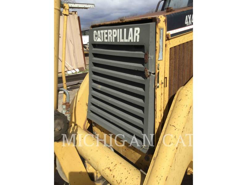 CATERPILLAR RETROEXCAVADORAS CARGADORAS 416B C equipment  photo 19