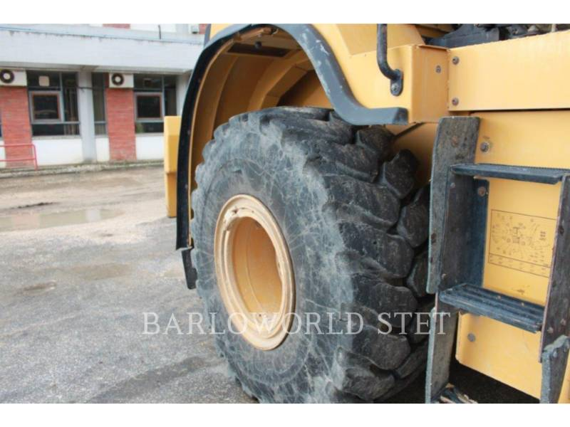 CATERPILLAR CHARGEURS SUR PNEUS/CHARGEURS INDUSTRIELS 950K US equipment  photo 12