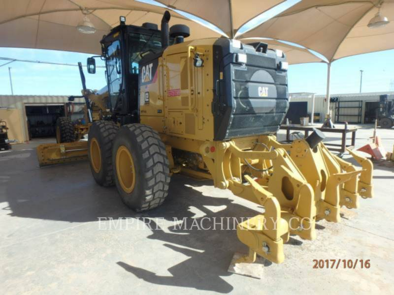 CATERPILLAR MOTOR GRADERS 120M2 AWD equipment  photo 3