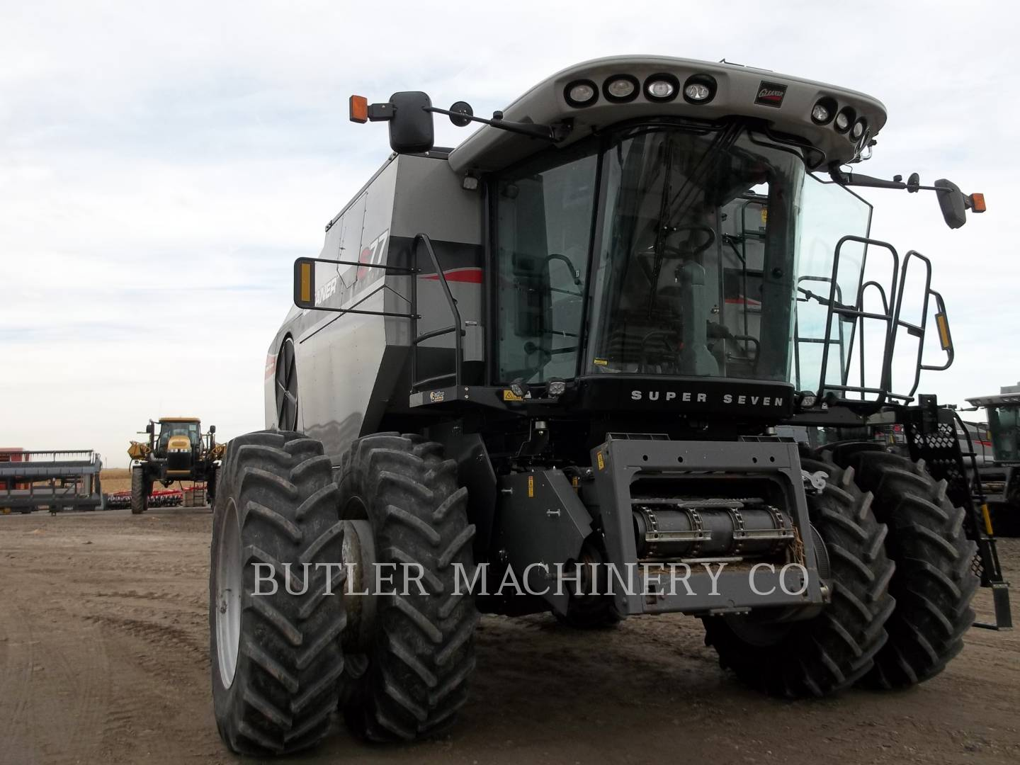 Detail photo of 2013 Gleaner S77 CP from Construction Equipment Guide