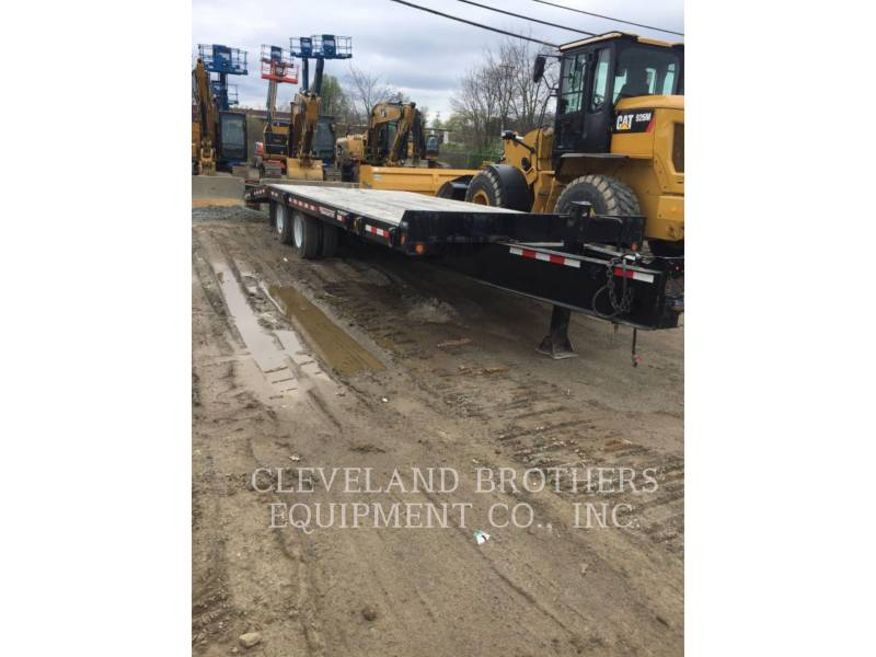 TOWMASTER REMORCI T-40T equipment  photo 2