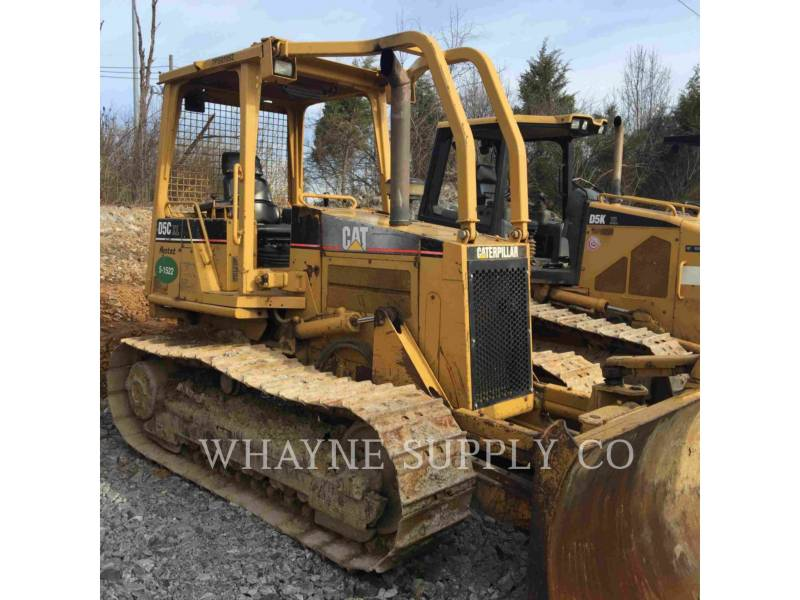 CATERPILLAR TRACK TYPE TRACTORS D5CIIIXL equipment  photo 3
