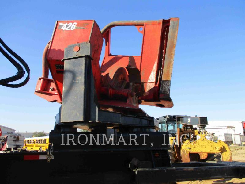 CATERPILLAR CARGADOR FORESTAL 559CDS equipment  photo 9