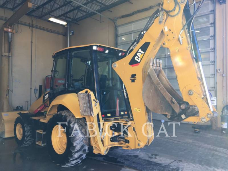 CATERPILLAR RETROEXCAVADORAS CARGADORAS 420F2 HT equipment  photo 5