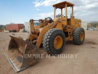 Equipment photo JOHN DEERE 544E ÎNCĂRCĂTOARE PE ROŢI/PORTSCULE INTEGRATE 1