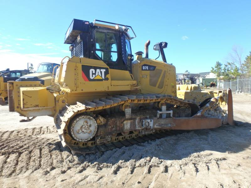 CATERPILLAR CIĄGNIKI GĄSIENICOWE D7ELGP equipment  photo 4