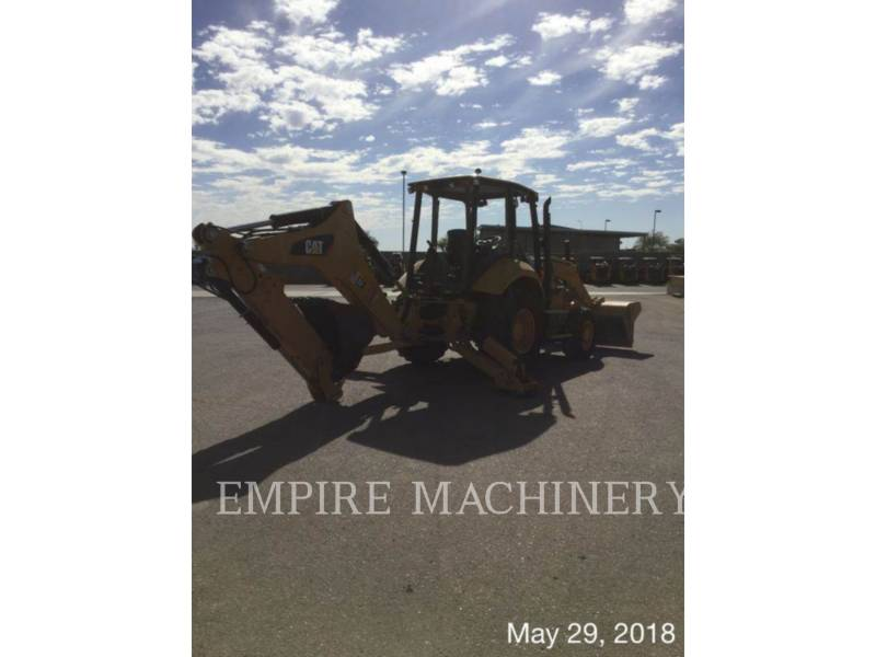 CATERPILLAR BACKHOE LOADERS 420F2ST equipment  photo 1