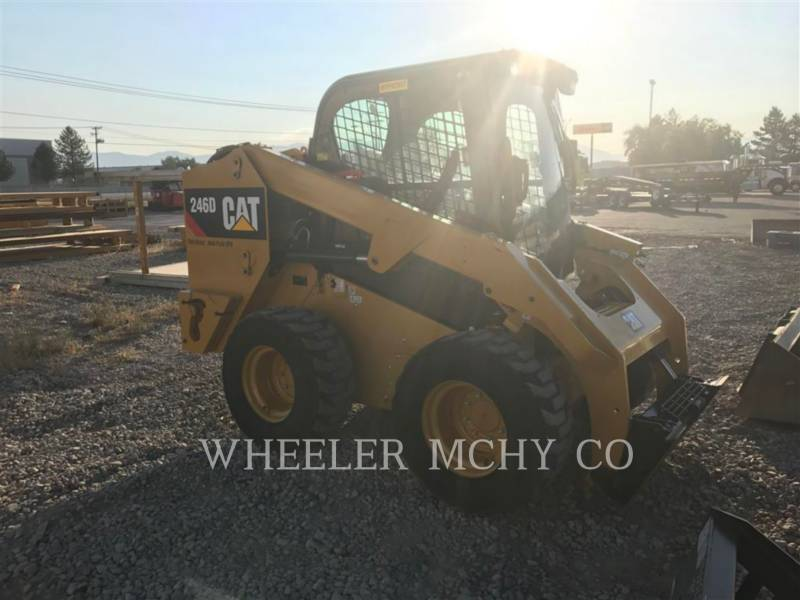 CATERPILLAR SKID STEER LOADERS 246D C3HF2 equipment  photo 2
