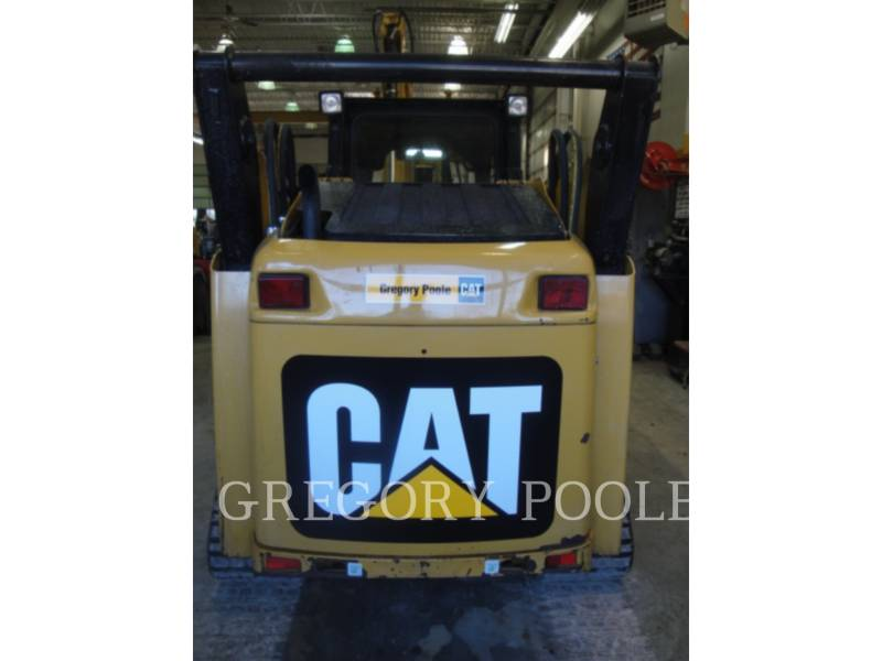 CATERPILLAR PALE CINGOLATE MULTI TERRAIN 257B3 equipment  photo 2