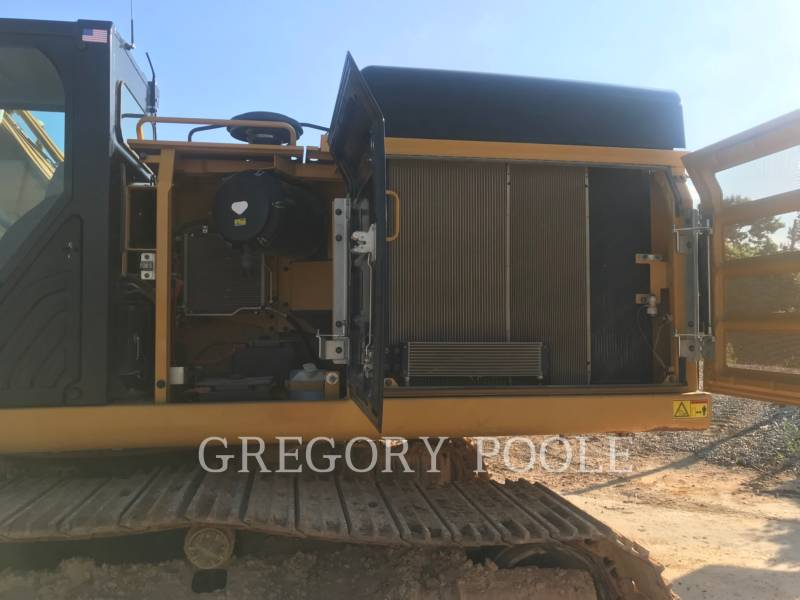 CATERPILLAR KETTEN-HYDRAULIKBAGGER 349E L equipment  photo 9