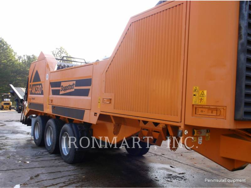 DOPPSTADT HORIZONTAL GRINDER AK530 equipment  photo 5
