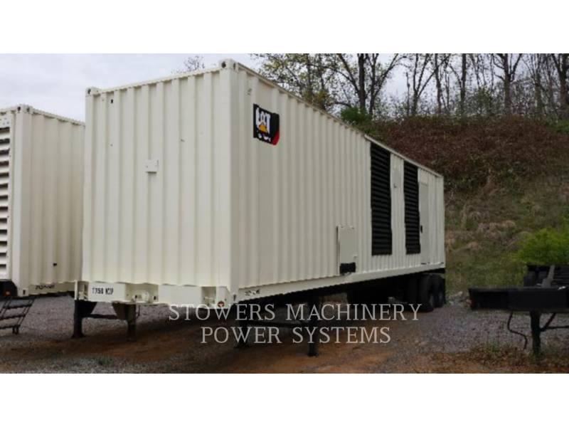 CATERPILLAR POWER MODULES XQ1750 equipment  photo 1