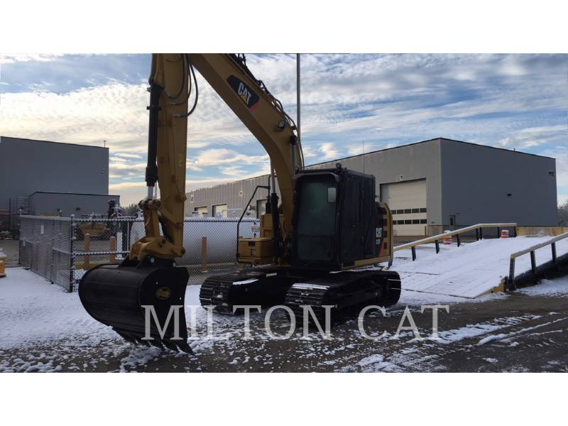 CATERPILLAR EXCAVADORAS DE CADENAS 313F L equipment  photo 1
