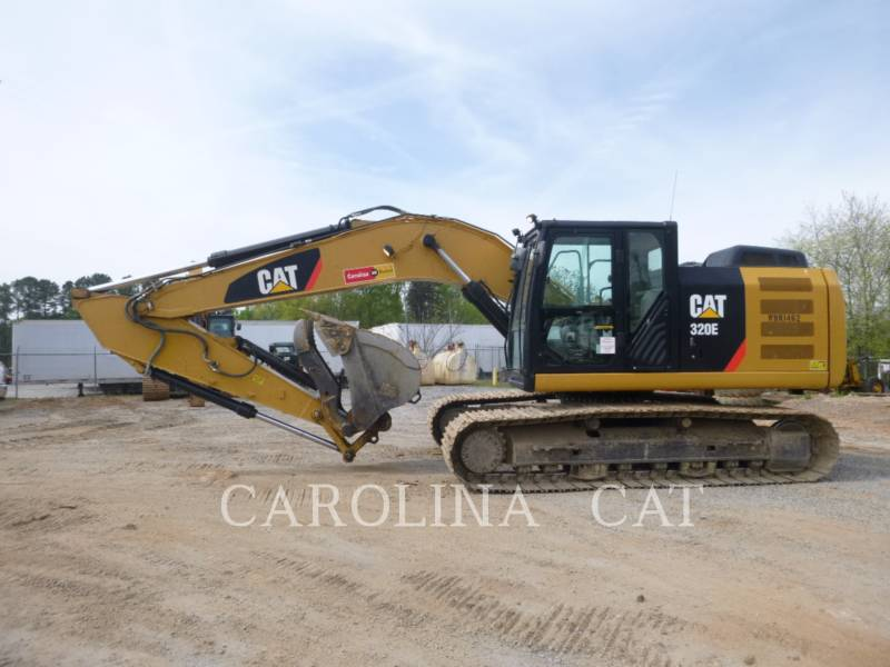 CATERPILLAR TRACK EXCAVATORS 320EL TH equipment  photo 1