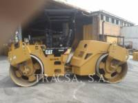 CATERPILLAR TAMBOR DOBLE VIBRATORIO ASFALTO CB-564D equipment  photo 3