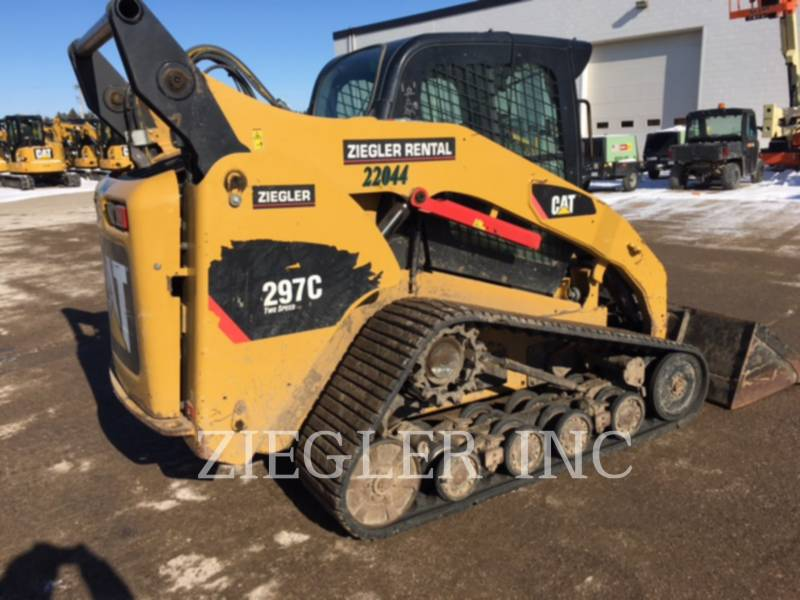 CATERPILLAR CARGADORES MULTITERRENO 297C equipment  photo 2