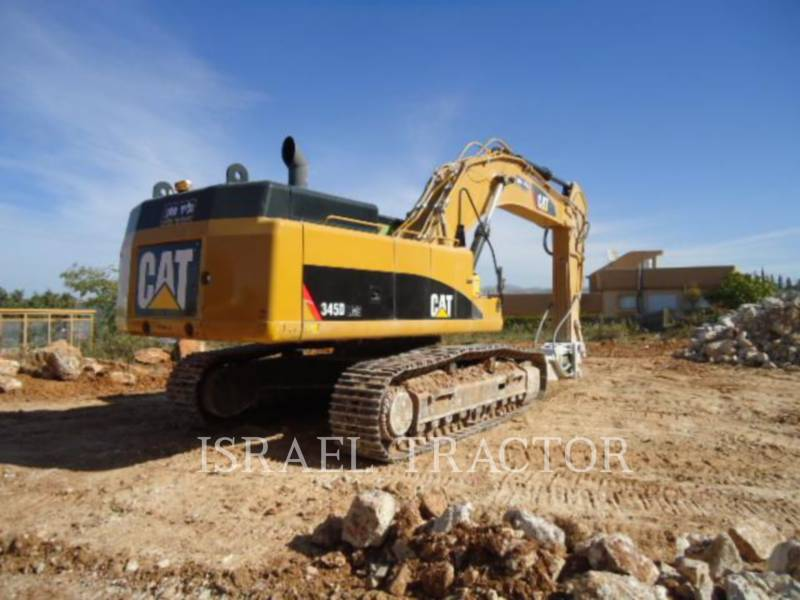 CATERPILLAR EXCAVADORAS DE CADENAS 345DL equipment  photo 15