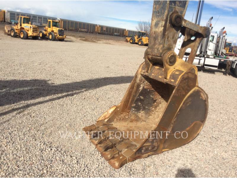 DEERE & CO. KETTEN-HYDRAULIKBAGGER 350G equipment  photo 16
