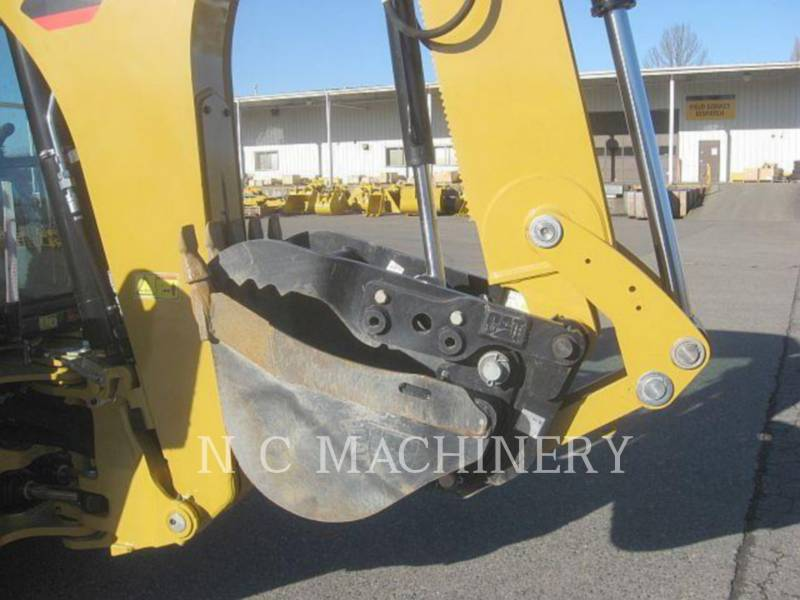 CATERPILLAR CHARGEUSES-PELLETEUSES 420F 4ECB equipment  photo 9