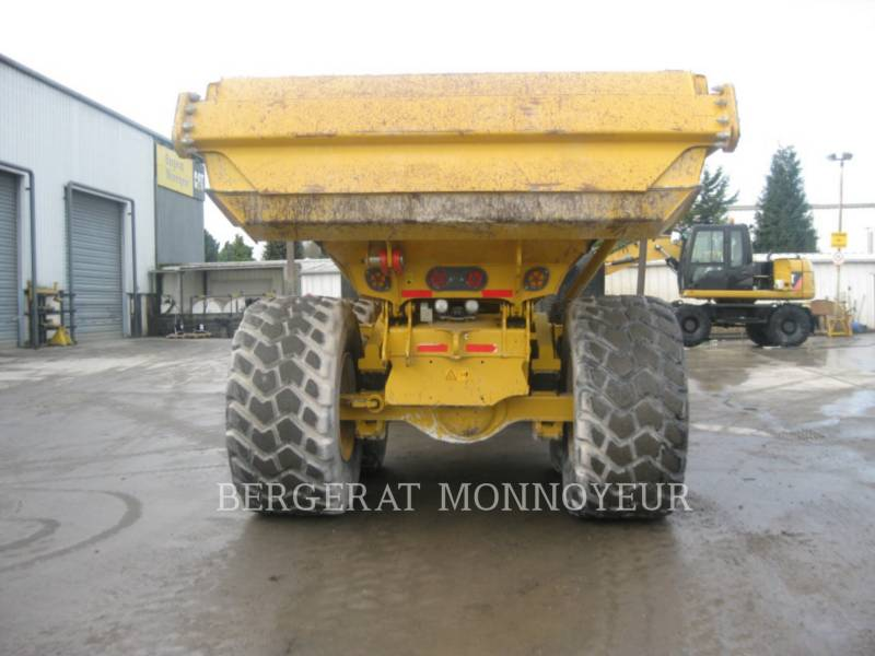 BELL EQUIPMENT NORTH AMERICA, INC. ARTICULATED TRUCKS B30E equipment  photo 6