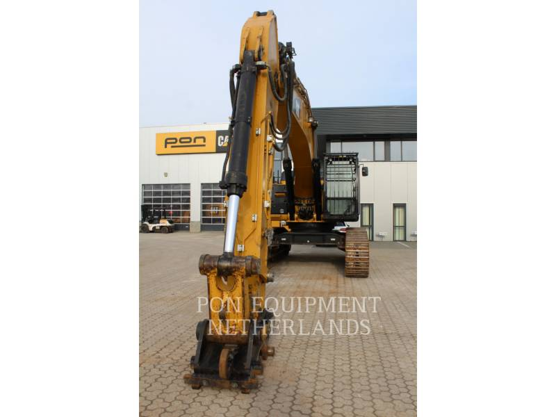 CATERPILLAR PELLES SUR CHAINES 349 EL VG equipment  photo 21