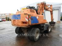 Equipment photo FIAT / HITACHI FH200W WHEEL EXCAVATORS 1